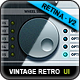 Vintage Retro UI - GraphicRiver Item for Sale