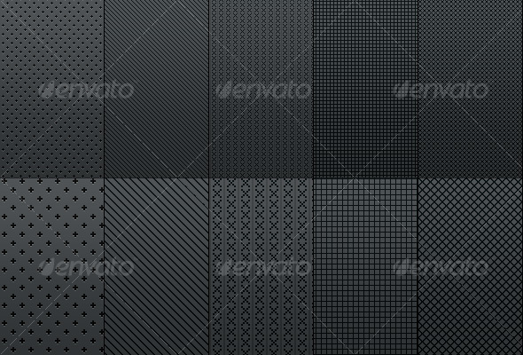 Fiber Carbon Pattern Background - Vol-2 - Photoshop Add-ons