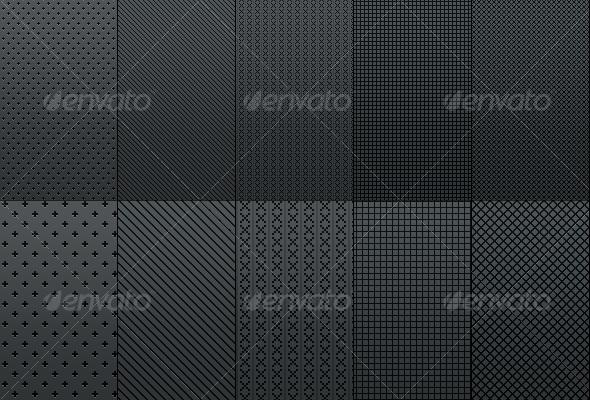 GraphicRiver Fiber Carbon Pattern Background Vol-2 108737