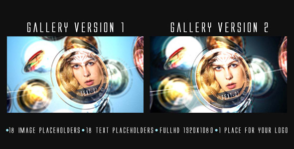 After Effects Project - VideoHive Gallery 3060116