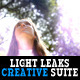 Light Leaks Creative Suite - 55 Animations