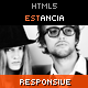 Estancia - Responsive HTML 5 Theme - ThemeForest Item for Sale