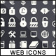 60 Retail Web Icons - GraphicRiver Item for Sale
