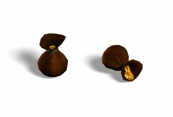 GoldBag Collection - 3DOcean Item for Sale