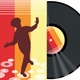 Retro Record - GraphicRiver Item for Sale
