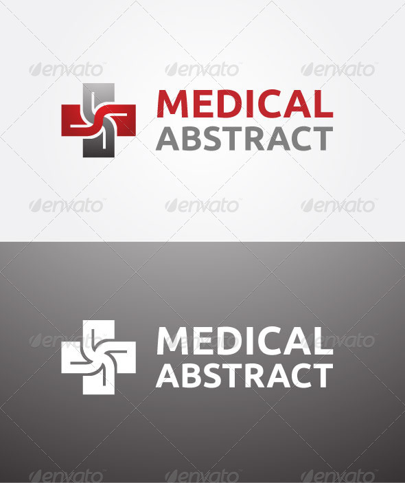 GraphicRiver Abstract Medical Logo 3065297