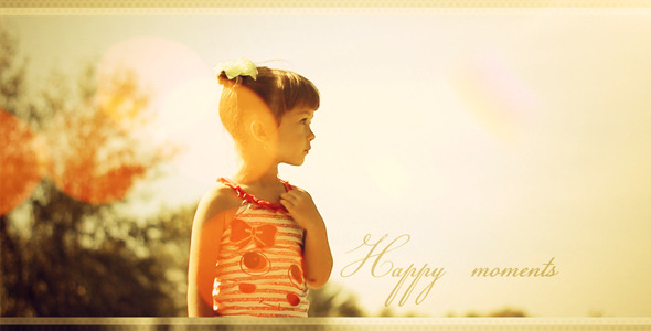 After Effects Project - VideoHive Happy Moments 2 3065670