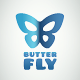 Butterfly Simple Logo