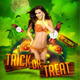 Trick or Treat Halloween Flyer Template - GraphicRiver Item for Sale