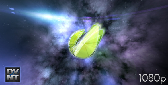 VideoHive LightYearsX Space ID Stinger 3067444
