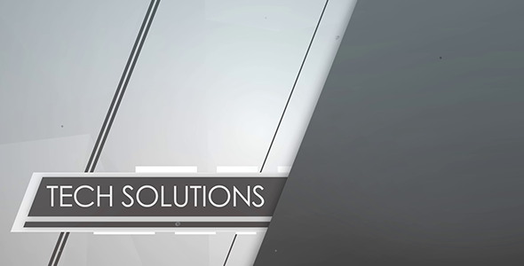 After Effects Project - VideoHive Tech Solutions Broadcast Pack 3067972