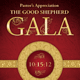 Pastor's Appreciation Gala Church Flyer & Ticket  - GraphicRiver Item for Sale