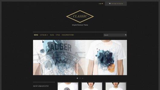 Vexillum - Shopify Theme
