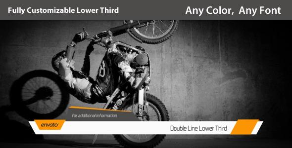 VideoHive Sport Lower Third 3070174