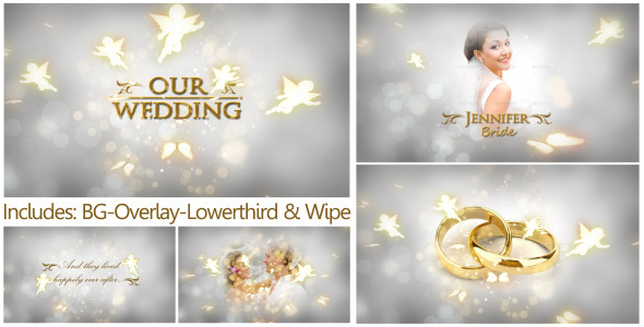 After Effects Project - VideoHive Our Wedding The Complete Pack 3070198