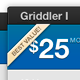 Griddler Pricing Grid I