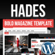 Hades Bold Magazine Newspaper Template - ThemeForest Item for Sale