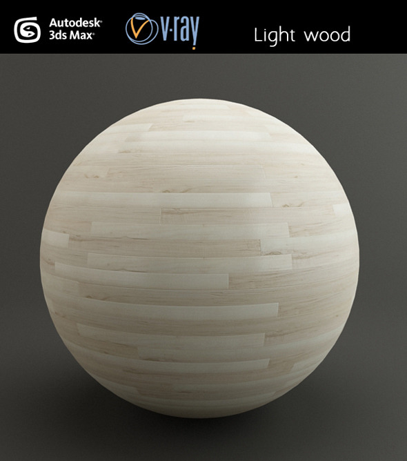 3DOcean Light wood 3071208