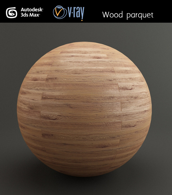3DOcean Oak wood 3071222