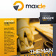 Maxde Clean Sinage Solution Pack - GraphicRiver Item for Sale