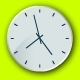 The Clock - HTML5 Canvas Clock (jQuery)