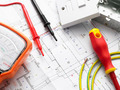 Electrical Equipment On House Plans - PhotoDune Item for Sale