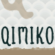 Qimiko; Simple Hand Drawn Minimal Type - GraphicRiver Item for Sale