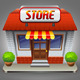 Store icon - GraphicRiver Item for Sale