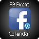 Facebook Event Calendar - WordPress Plugin - WorldWideScripts.net Item te koop