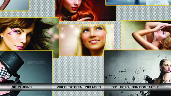 After Effects Project - VideoHive Portfolio Slideshow 3073992