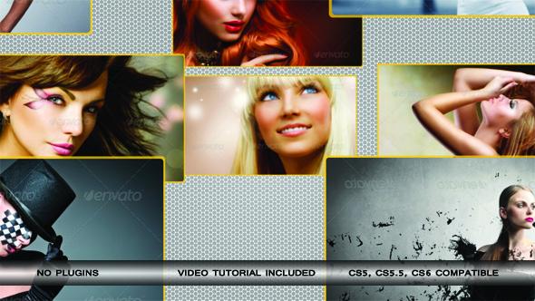 VideoHive Portfolio Slideshow 3073992