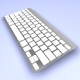 Realistic Sleek Keyboard - 3DOcean Item for Sale