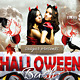 Halloween Party Flyer - 2 - GraphicRiver Item for Sale