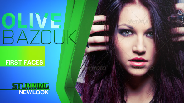 After Effects Project - VideoHive Fashion Frame Display 3058419