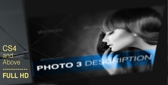 After Effects Project - VideoHive Photo Slideshow 3076999