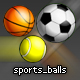Flash Sports Balls - ActiveDen Item for Sale