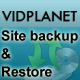 Vidplanet Plugin : Site Backup & Restore - CodeCanyon Item for Sale