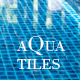 Aqua Pool Tiles - 3DOcean Item for Sale