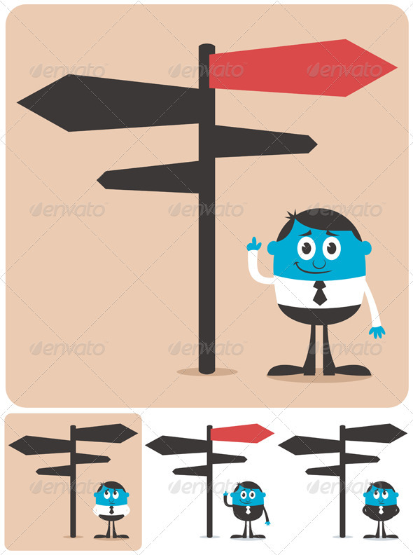 Choice and Direction - Conceptual Vectors