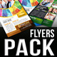 Corporate Business Flyers/Add_Mega Pack - GraphicRiver Item for Sale