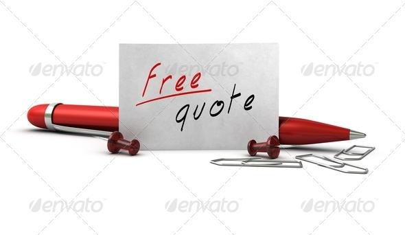 PhotoDune Free quote 3080490