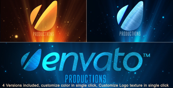 After Effects Project - VideoHive Cinematic Rays-Heavenly Logo opener 30647 ...