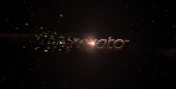 VideoHive Sparkyshatter Logo Animation 3045574