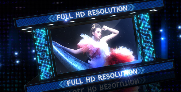 After Effects Project - VideoHive Fashion Party LightBox 3080780