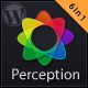 Perception - Premium WordPress Theme - ThemeForest Item for Sale