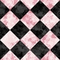 Rose Pink And Black Marble Floor Pattern - PhotoDune Item for Sale