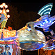 Rotating Carousel At An Luna Park - VideoHive Item for Sale