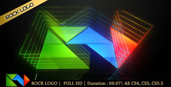 VideoHive Rock Logo Reveal 3083796