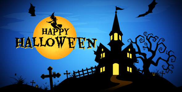 Happy Halloween by motioncrafts | VideoHive