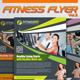 Fitness Flyer Vol.3 - GraphicRiver Item for Sale
